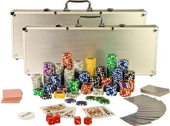 Maxstore Ultimate Poker Set