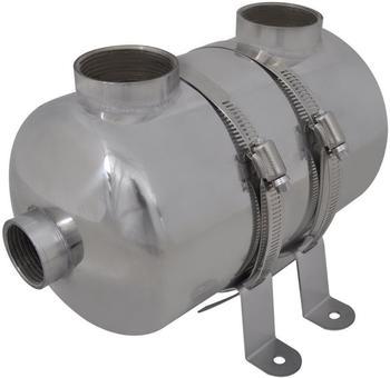 VidaXL Wärmetauscher 28 kW