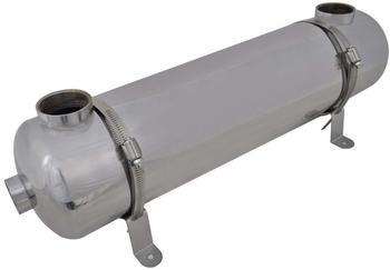 VidaXL Wärmetauscher 75 kW