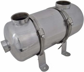 VidaXL Wärmetauscher 40 kW