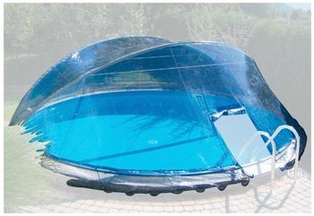 Summer Fun Cabrio Dome Pool-Abdeckung 370 x 730 cm