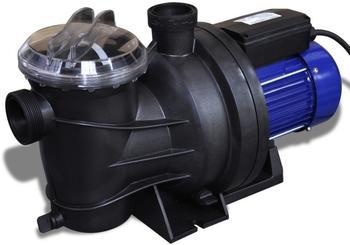 vidaXL Poolpumpe 23000 L/h