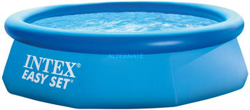 Intex Easy Set Quick Up Pool 244 x 76 cm ohne Zubehör (28110)
