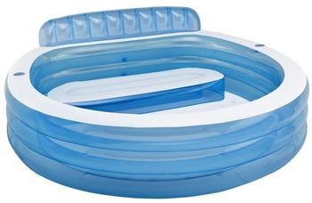 Intex Family Lounge Swim Center 224 x 216 x 76cm