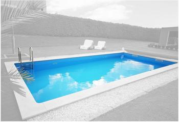 Kwad Beckenset Pool STD 700 x 350 x 150 cm
