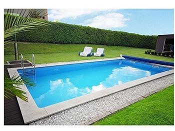 Kwad Beckenset Pool STD 600 x 300 x 150 cm