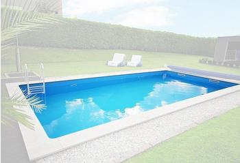 Kwad Beckenset Pool STD 800 x 400 x 150 cm