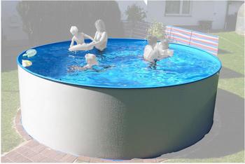 Summer Fun Aufstellbeckenset Malibu 350 x 120 cm