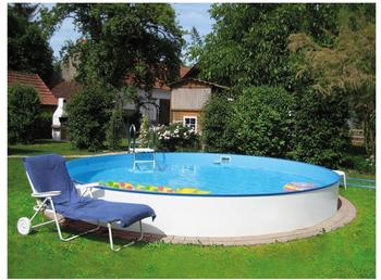 Summer Fun Balearen Pool-Set Ø 500 x 150cm