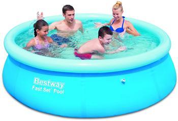 Bestway Fast Pool Set 244 x 66 cm ohne Filterpumpe