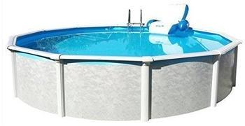 pool friends Pool Grande Ø 549 x 135 cm mit Kartuschenfilter (11440)