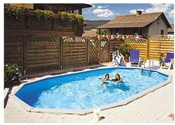 Steinbach Pool Grande Oval 549 x 366 x 135 cm (11520)