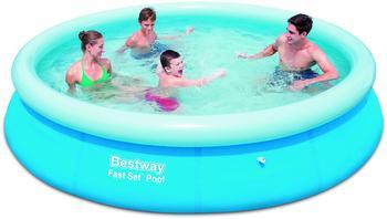 Bestway Fast Set Pool 366 x 76 cm ohne Filterpumpe