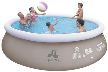 Jilong Prompt Quick-Up-Pool-Set 450 x 106 cm Komplett-Set (62665)