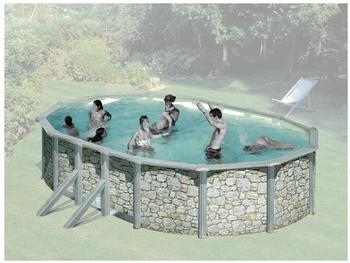 Mypool pools test for Stahlwandpool rund steinoptik