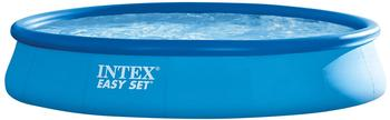 Intex Easy Pool Set 457 x 84 cm mit Kartuschenfilter (28158)