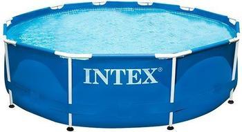 Intex Metal Frame Pool 305 x 76 cm ohne Zubehör (28200)