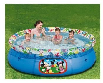 Happy People Mickey Mouse ClubHouse Pool 244 x 66 cm