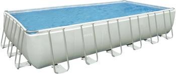 Intex Ultra Frame-Pool 975 x 488 x 132 cm mit Sandfilter (28372)