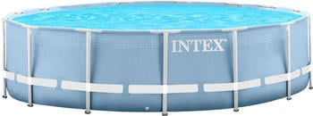 Intex Prism Rondo III Frame Pool 457 x 84 mit Kartuschenfilter (28728GN)