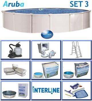 Interline Aruba (Pool Set 3) Ø 360 x 122