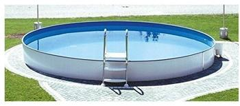 pool friends Pool Set Styria rund 350 x 120 cm ohne Filter (12305)
