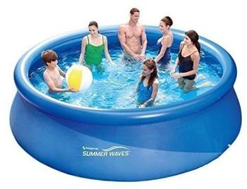 Summer Waves Quick-Up-Pool-Set 305 x 76 cm