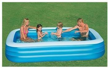 Gravidus Swim Center Family Pool Planschbecken Familienpool Kinderpool Jumbo 305 x 183 cm