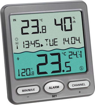 TFA Dostmann Venice Funk-Poolthermometer