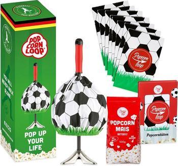 Popcornloop Fussball-Set Fan-Edition