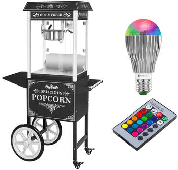 Catering Royal Popcornmaschine mit Wagen (RCPW-16.2)