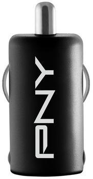 PNY Auto-Zigarettenanzünder-Ladekabel schwarz