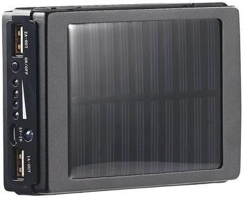 Revolt 2in1 Solar externer Batteriensatz 11000mAh