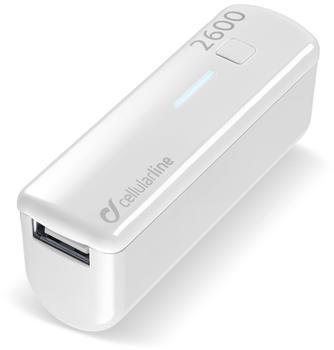 Cellular Line Pocket Charger 2600 blau