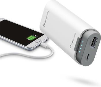 Cellular Line FreePower 5200 mAh weiß
