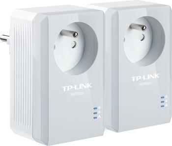 TP-Link AV500 Pass Through Powerline Starter Kit (TL-PA4015PKIT)