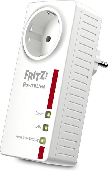 AVM FRITZ!Powerline 1220E Einzeladapter