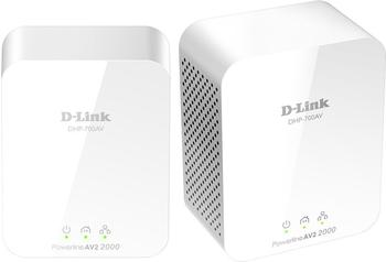 D-Link AV2 2000 HD Gigabit Starter Kit