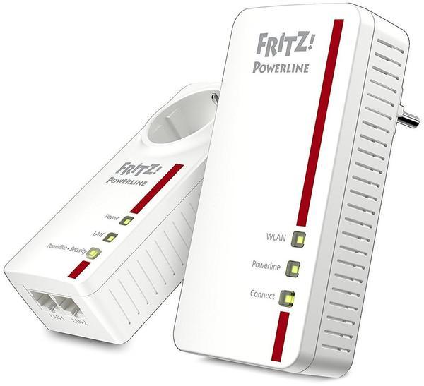 AVM FRITZ!Powerline 1260E Starter Set