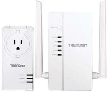 TRENDnet WiFi Everywhere Powerline 1200 AV2 Wireless Kit (TPL-430APK)