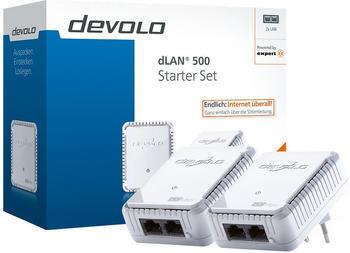 devolo dLAN 500 duo Starter Kit (9288)