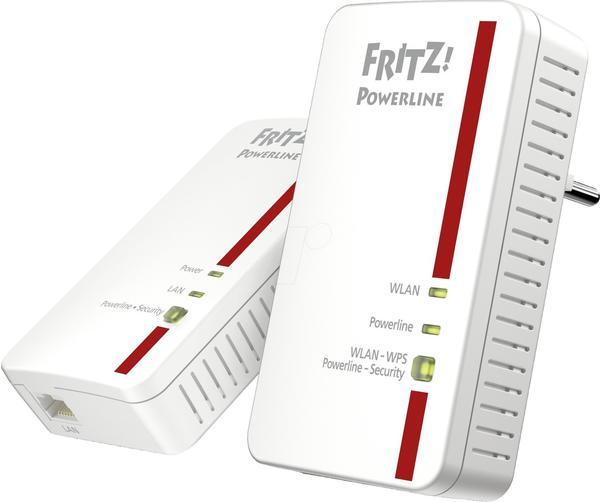 AVM FRITZ!Powerline 1240E Starter Set