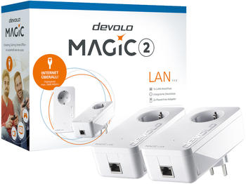 devolo Magic 2 LAN Starter Kit (8260)