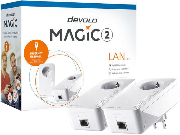 devolo Magic 2 LAN Starter Kit (8260)