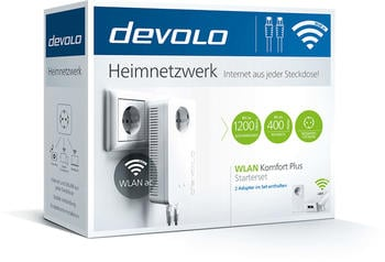 devolo WLAN Komfort Plus Starter Kit (8108)