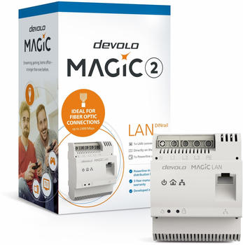 devolo Magic 2 LAN DINrail (8528)
