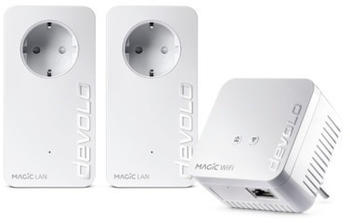 devolo Magic 1 WiFi Multimedia Power Kit (8729)