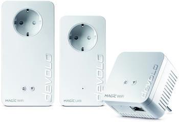 devolo Magic 1200+ WiFi Multiroom Kit (8730)