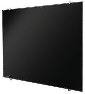 Legamaster Coloured Glas-Magnettafel 100x150cm schwarz