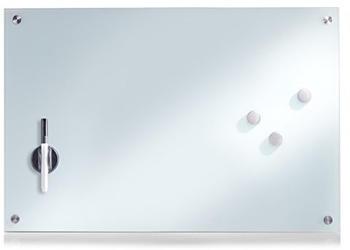 Zeller Memoboard 60x40cm weiß